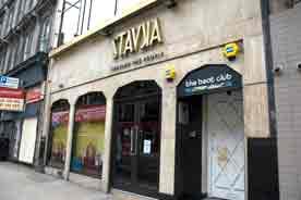 Stavka 2008 Sauchiehall Street