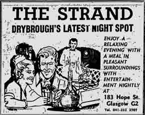 Strand advert 1973