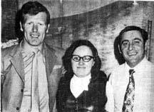 John Fallon, Elizabeth Myrray, Frank McFadyen