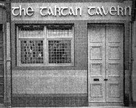 Tartan Tavern 1953