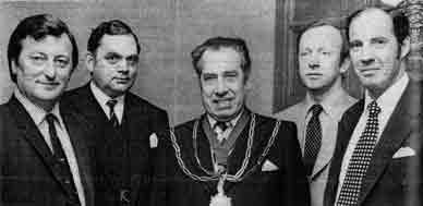 Members of the BEN 1975