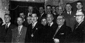 Thistle Burns Club 1962