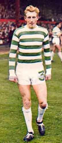 Mr Tommy Gemmell Celtic Footballer