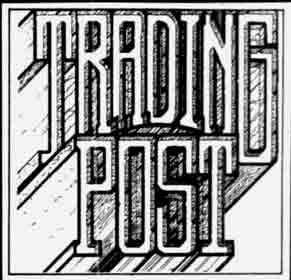 Trading Post advert 1989