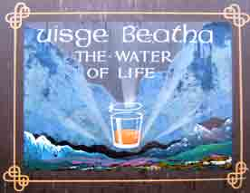 Uisge Beatha sign