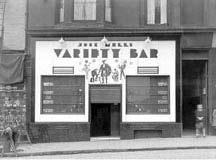 Veriety Bar