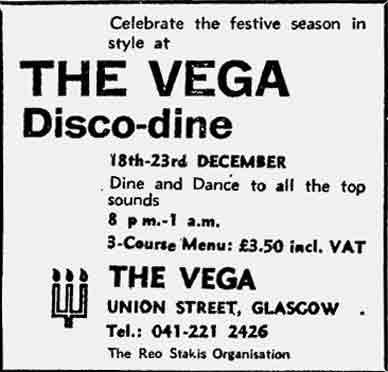 Vega disco 1978