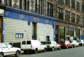 Vertigo Dunlop Street 1991