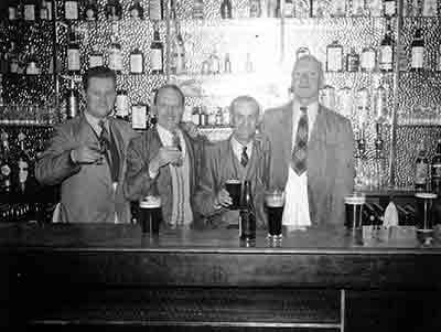 Victoria Bar interior