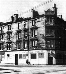 Welcome Inn 1960s.