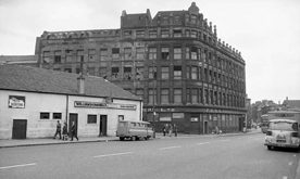 William Donnelly's Bar London Road 1960s