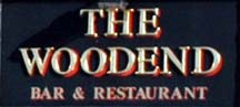 Woodend sign